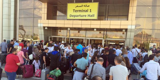Angestellter am Scharm-el-Scheich-Flughafen enthüllt katastrophale Sicherheitsmängel