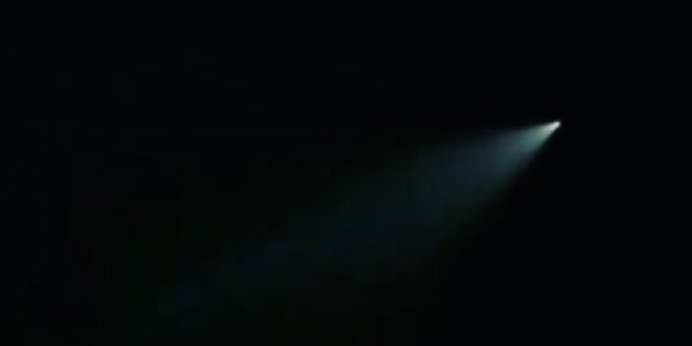 Mysteriöses Licht gibt Kaliforniern Rätsel auf - dahinter steckt das US-Militär