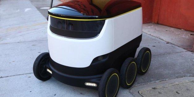 Athi Heinlas Einkaufs-Roboter