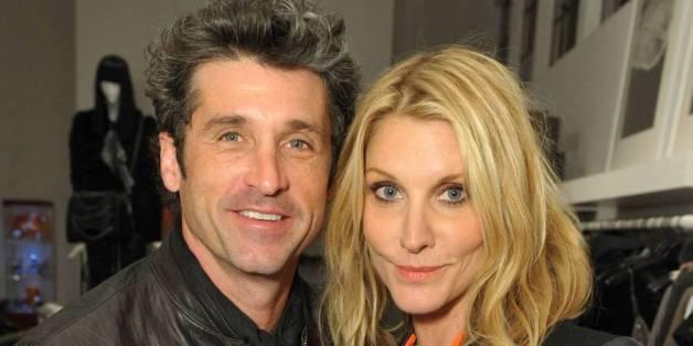 Gibt es ein Liebes-Comeback bei Patrick Dempsey und seiner Jillian?