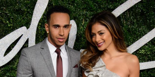 Ist es doch noch nicht Schluss zwischen Lewis Hamilton und Nicole Scherzinger?