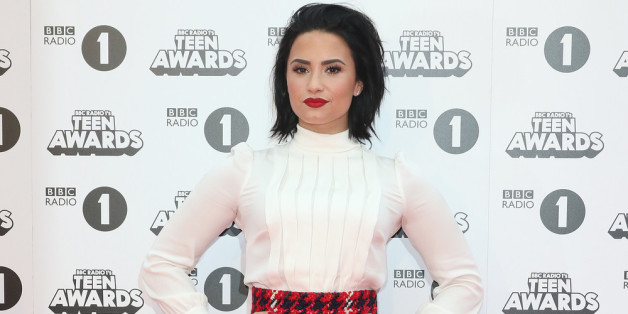 Demi Lovato ist gestürzt