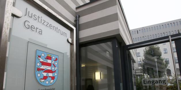 Das Justizzentrum in Gera erhöht seine Sicherheitsstufe.