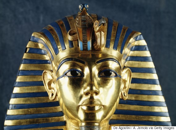Image result for king tut's crown