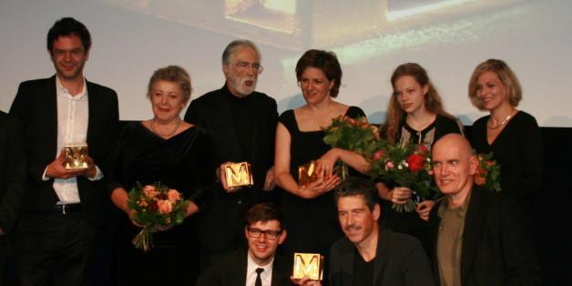 Einige Preisträger des Deutschen Regiepreises,