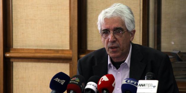 Ο υπουργός Δικαιοσύνης, Νίκος Παρασκευόυπολος