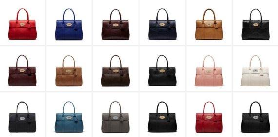 mulbery handbags