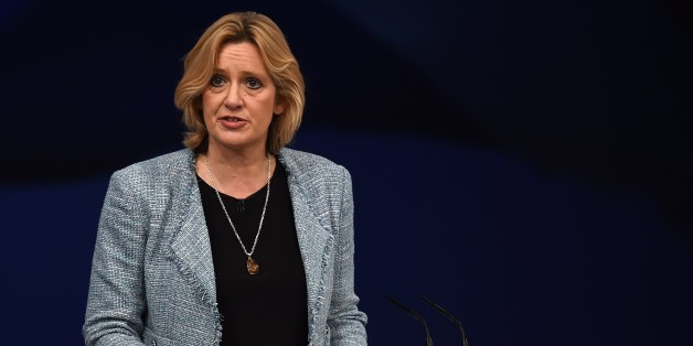 Secretary of State for Energy and Climate Change Amber Rudd