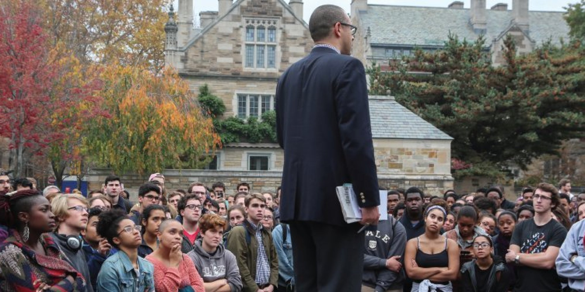 What You Don't Know About the Protests at Yale | HuffPost