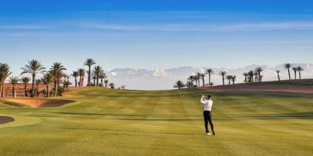 Le Maroc meilleure destination en Afrique pour jouer au golf