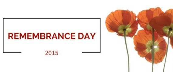 remembrance day more header