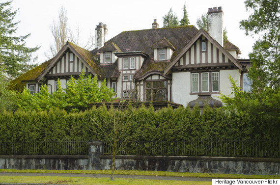 shaughnessy mansion vancouver