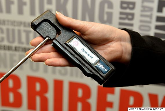 fake bomb detectors