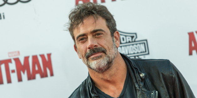 Jeffrey Dean Morgan attends the world premiere of Marvel's 'Ant-Man' at the Dolby Theatre on Monday, June 29, 2015 in Los Angeles. (Photo by Paul A. Hebert/Invision/AP)
