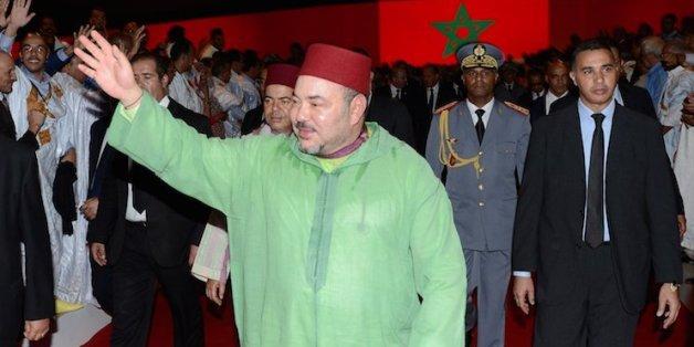 Malade depuis sa visite en Inde, le roi suspend ses activités pendant 10 à 15 jours