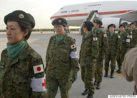 japan selfdefense forces air