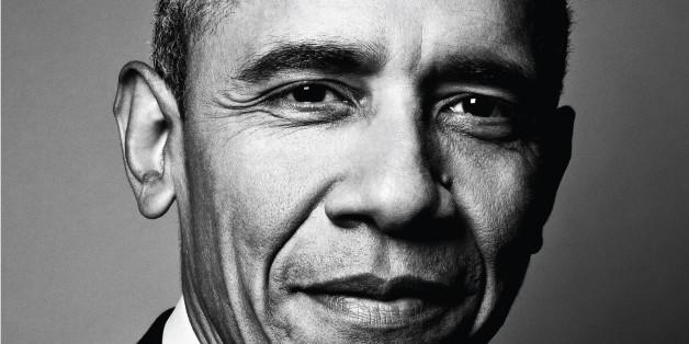 "Barack Obama auf dem Titel des Schwulenmagazins ""Out"""
