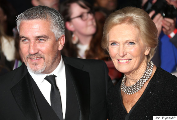 paul hollywood mary berry