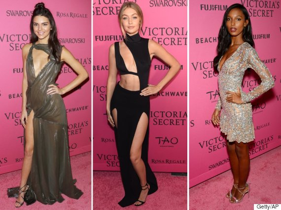Victoria Secret Models Dresses