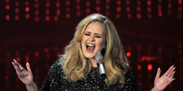 Adele knackt einen deutschen Rekord!