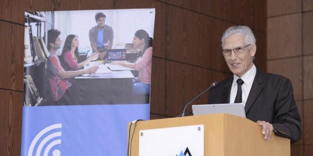 Lahcen Daoudi, ministre de l'Enseignement supérieur, de la recherche scientifique et de la formation des cadres