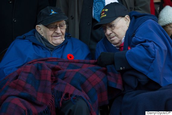 remembrance day vancouver 2015