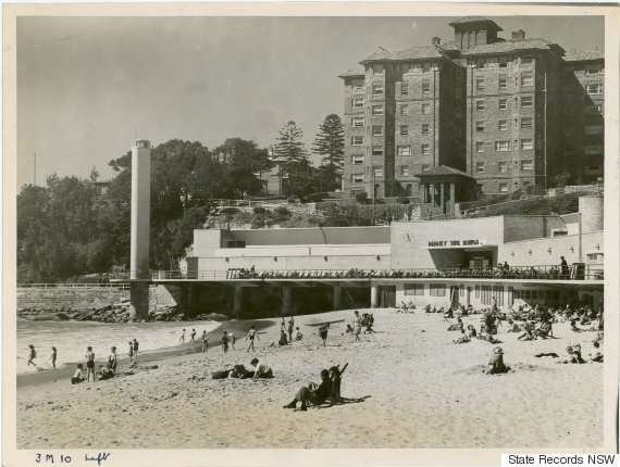 manly surf pavillion