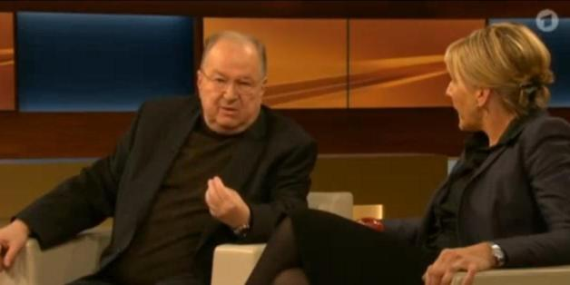 """Heinz Buschkowsky bei """"Anne Will"""""""