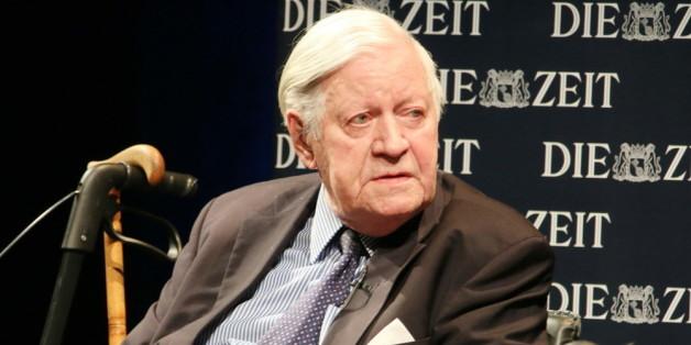 Helmut Schmidt war von 1974 bis 1982 Kanzler der BRD.