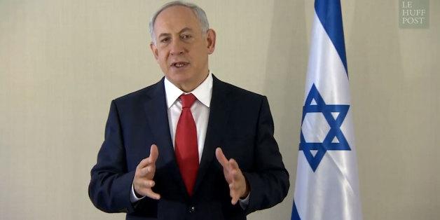 Benjamin Netanyahu le 11 novembre 2015
