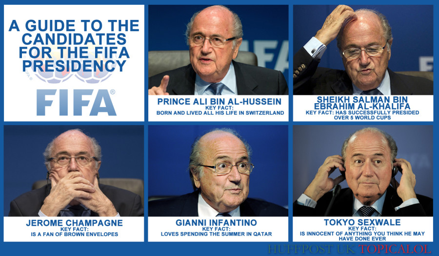 fifa presidency huffington post uk comedy