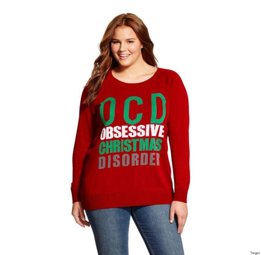 target christmas sweater