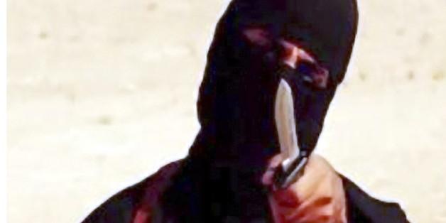 Der Brite Mohammed Emwasi in einem IS-Propagandavideo