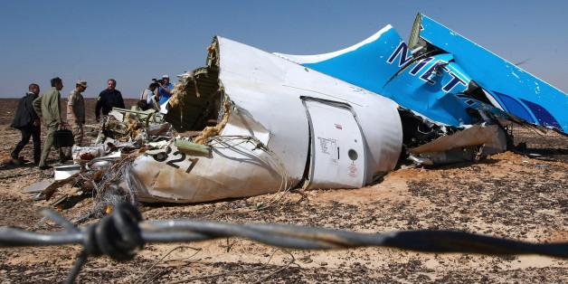 Ägyptische Medien werfen jetzt dem Westen vor, Schuld am Flugzeugabsturz zu sein.