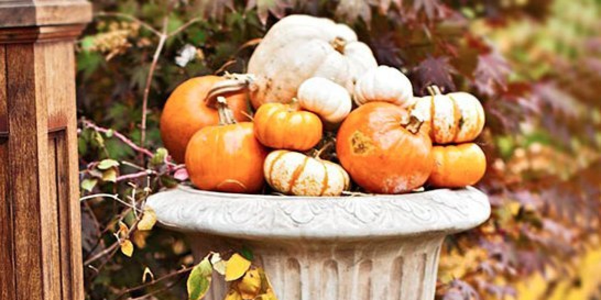 Harvest decorations for your wedding huffpost junglespirit Image collections