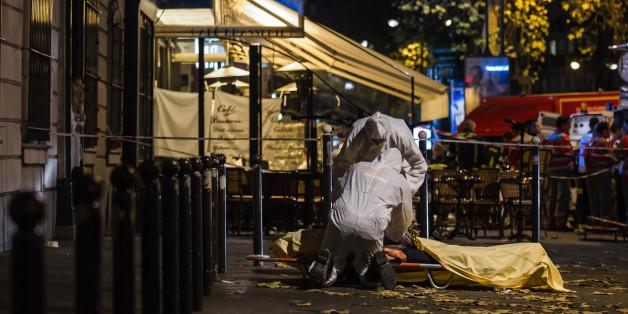 """Attentat im """"Bataclan"""": Das sollen die Terroristen gerufen haben, bevor sie schossen"""