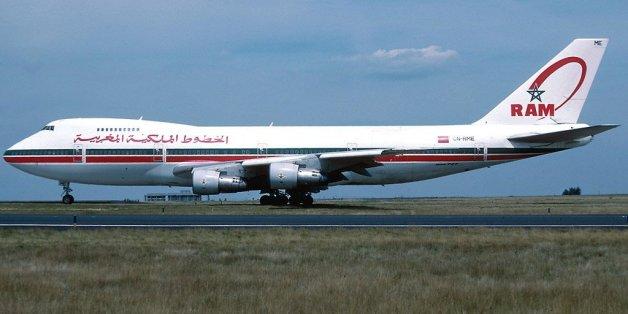 Les vols entre la France et le Maroc restent maintenus