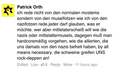patrick orth