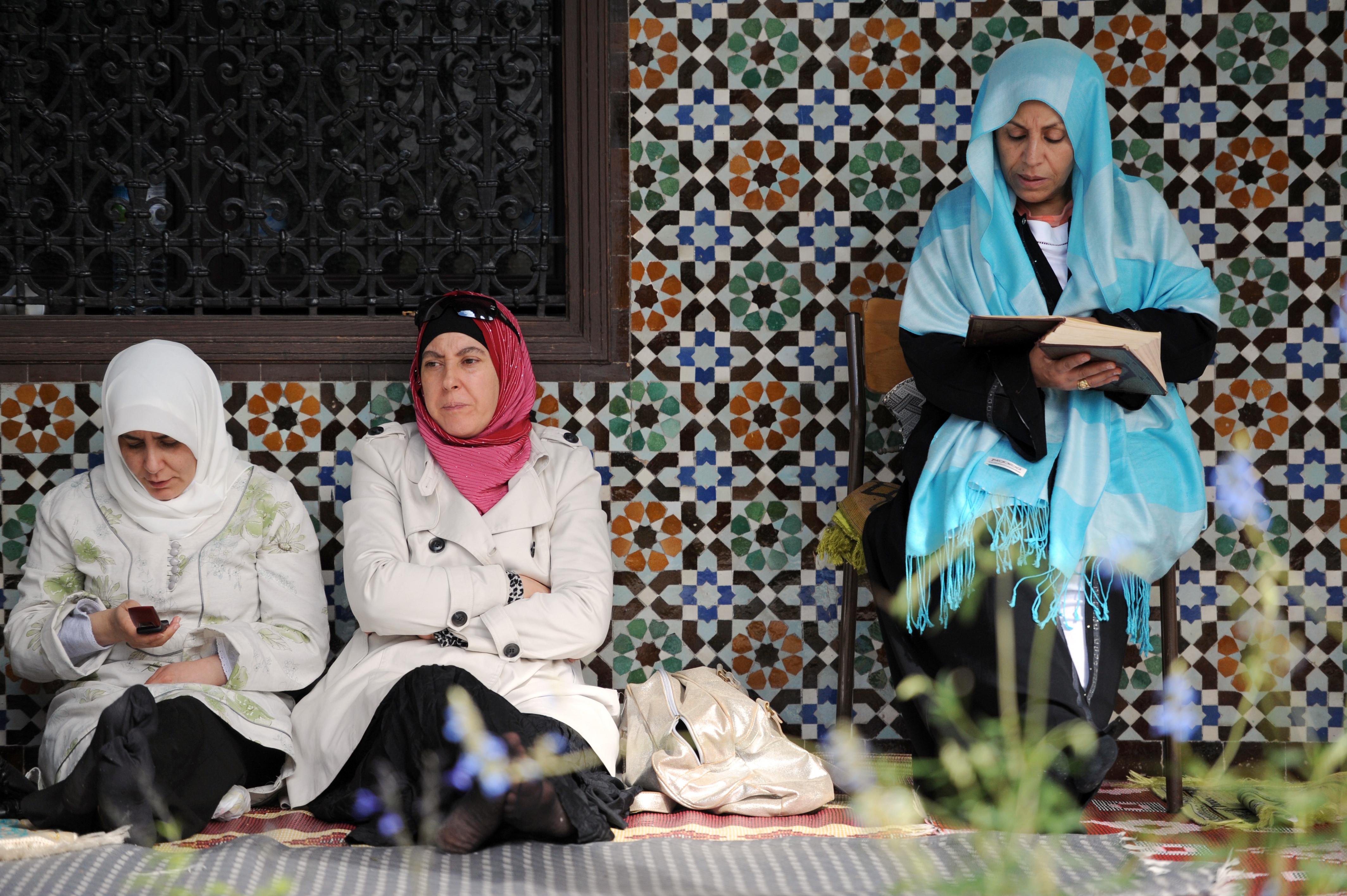 paris great mosque