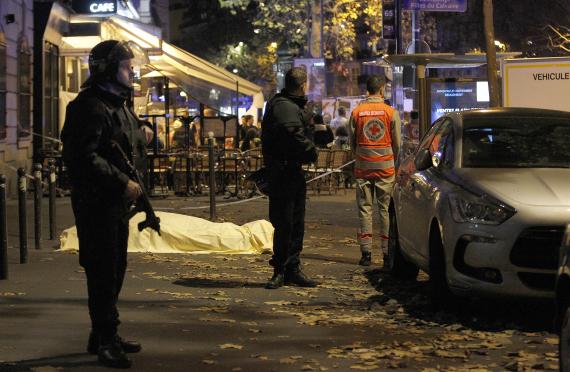 dead paris attacks
