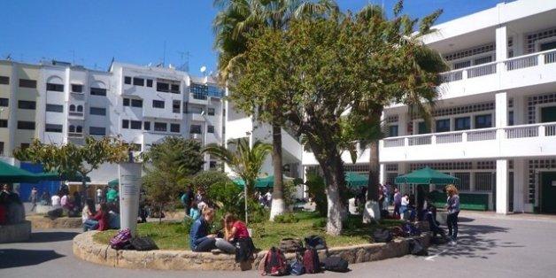 Les écoles françaises du Maroc rouvriront lundi matin (Photo: collège Anatole France de Casablanca)