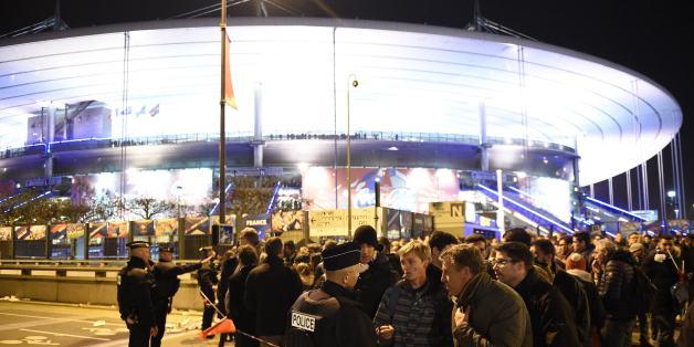 Le mystère du comportement des kamikazes au Stade de France