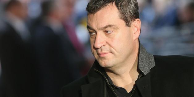 Scharfmacher: Markus Söder (CSU)