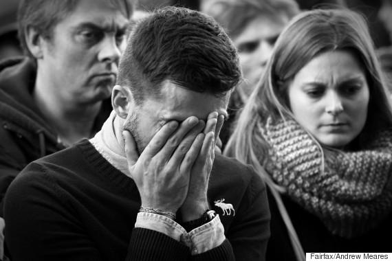 paris grief