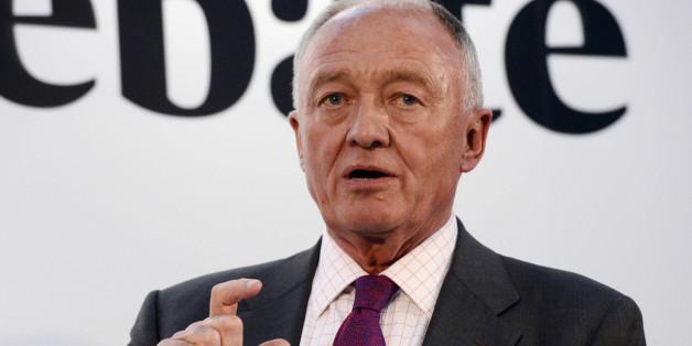 Ken Livingstone during the Evening Standard Mayoral Debate in London.
