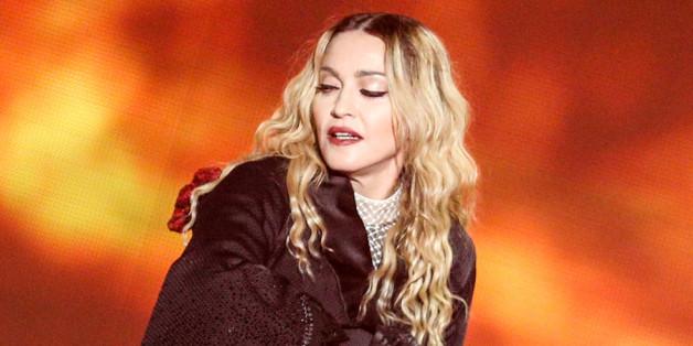 Madonna findet bewegende Worte zu den Anschlägen in Paris