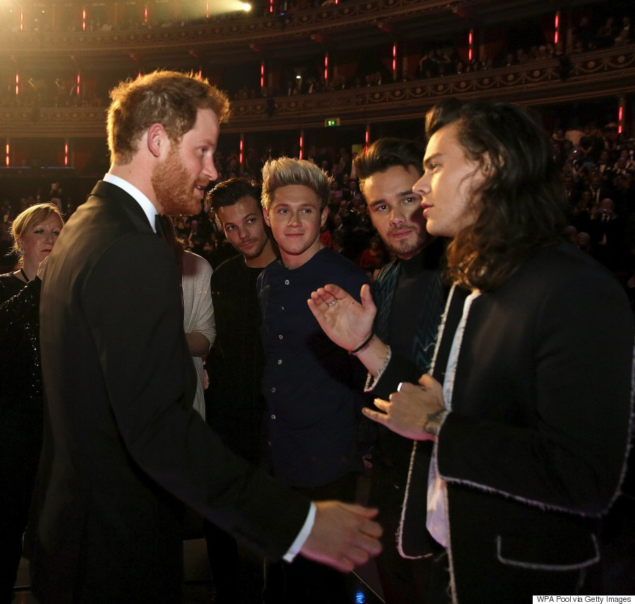 prince harry one direction