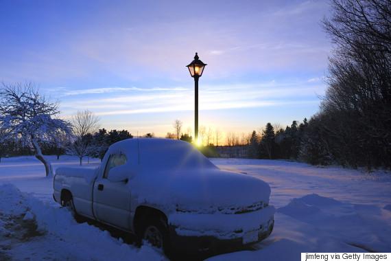 charlottetown winter