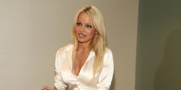 Pamela Anderson ist nach wie vor ein gefragter Promi.