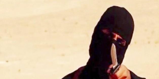 Dieses Bild zeigt angeblich eines der IS-Terror-Gesichter: Jihadi John.